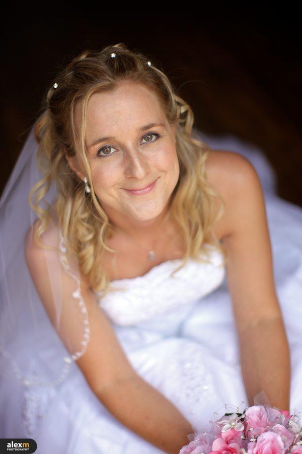 Bridal Photography Elmwood Gardens | Polly