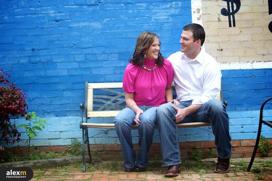 Engagement Photography Teague TX | Mindy & Dustin