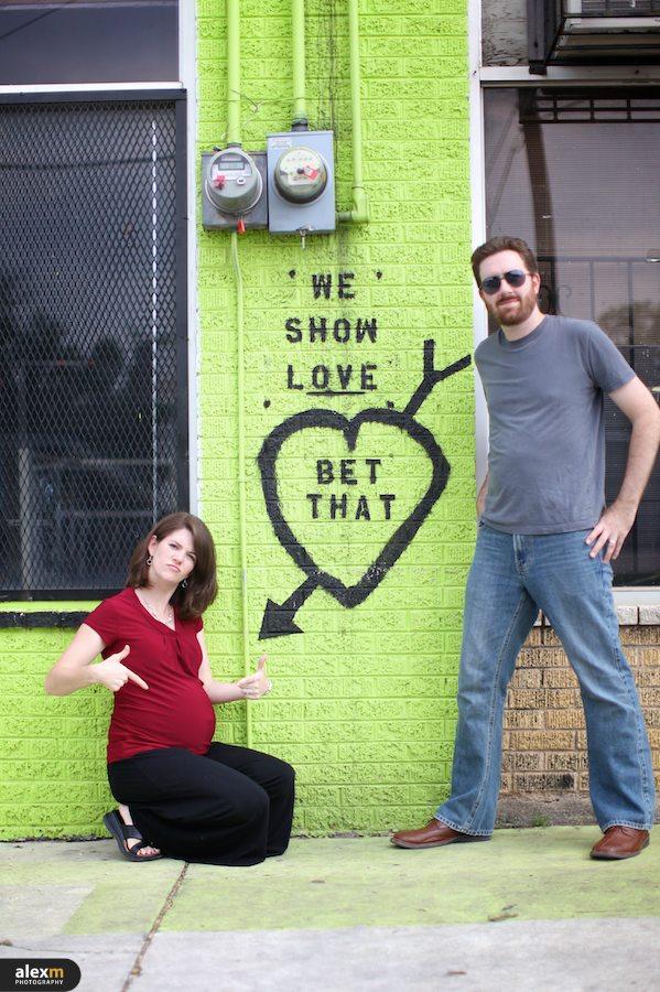 Jeni & Patrick