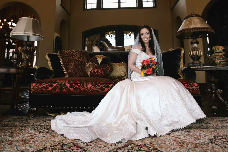 Bridal Photography Longview TX | Randall
