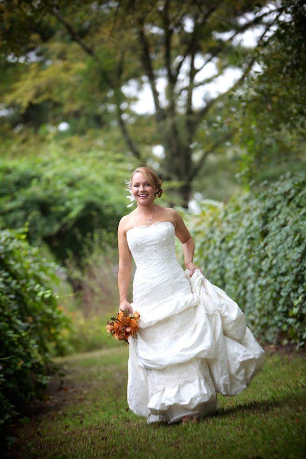 elmwood gardens bridal photography