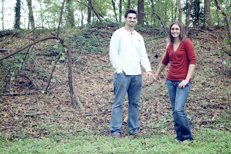 Engagement Photography Tyler, TX | Kristen & Brandon