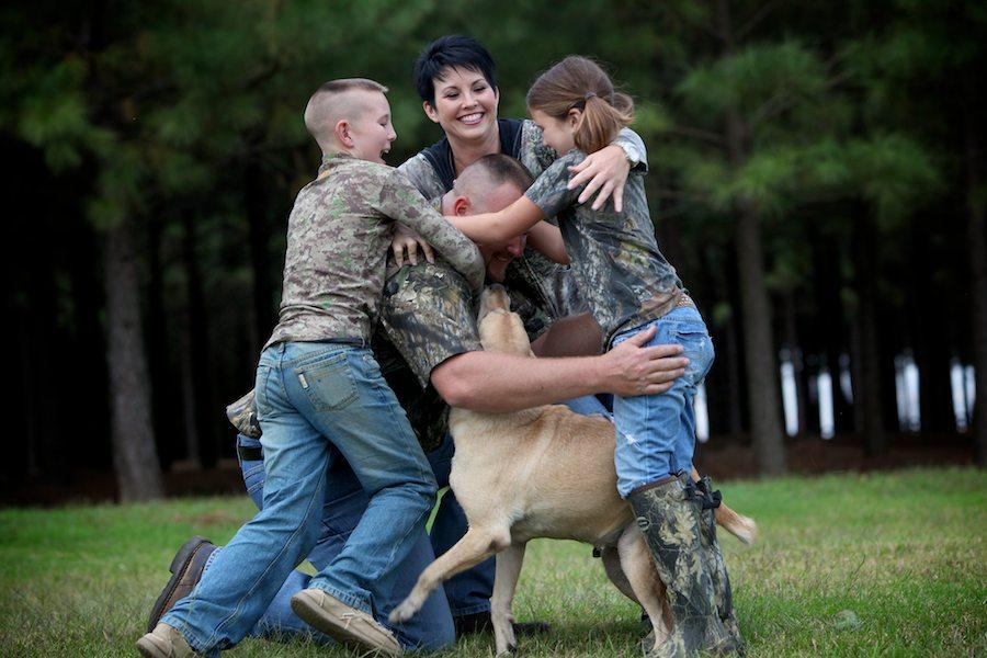 Family Photography | Chris, Rocky, Zach, & Jada