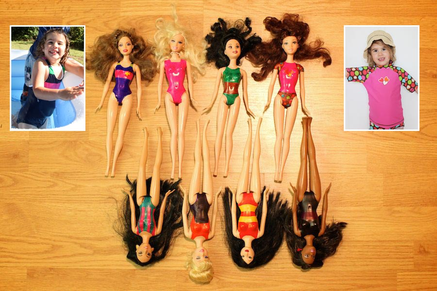 10147Barenaked Barbies