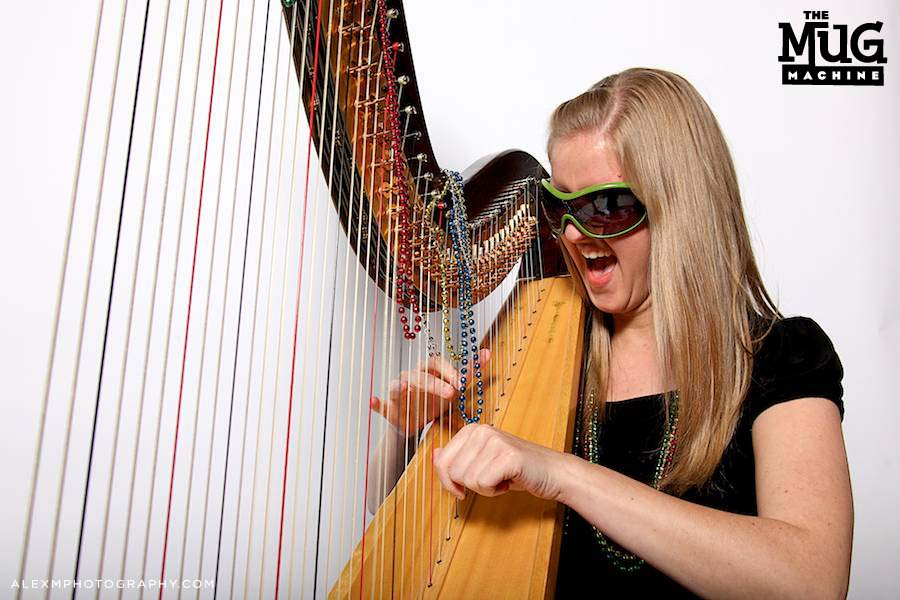 2001Lydia Covey: Performing Harpist | Vendor Interview