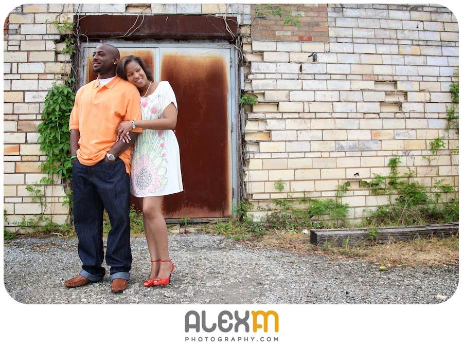 Engagement Photography Tyler, TX | Britni & Tristin