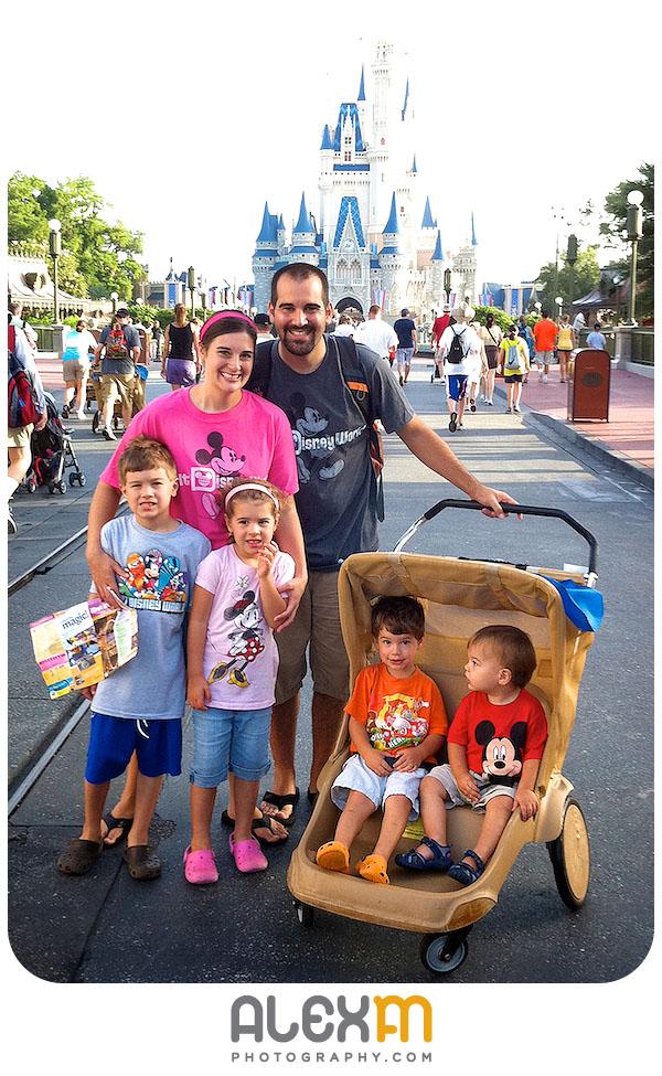 Family Vacation: Disney World