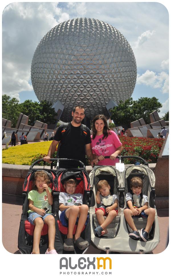 Disney World (Yep, we went again.)