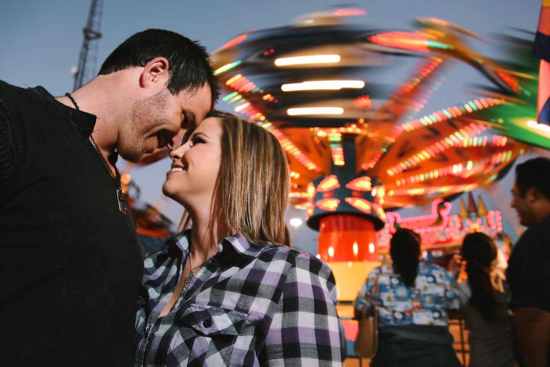 Becca & Brad | State Fair
