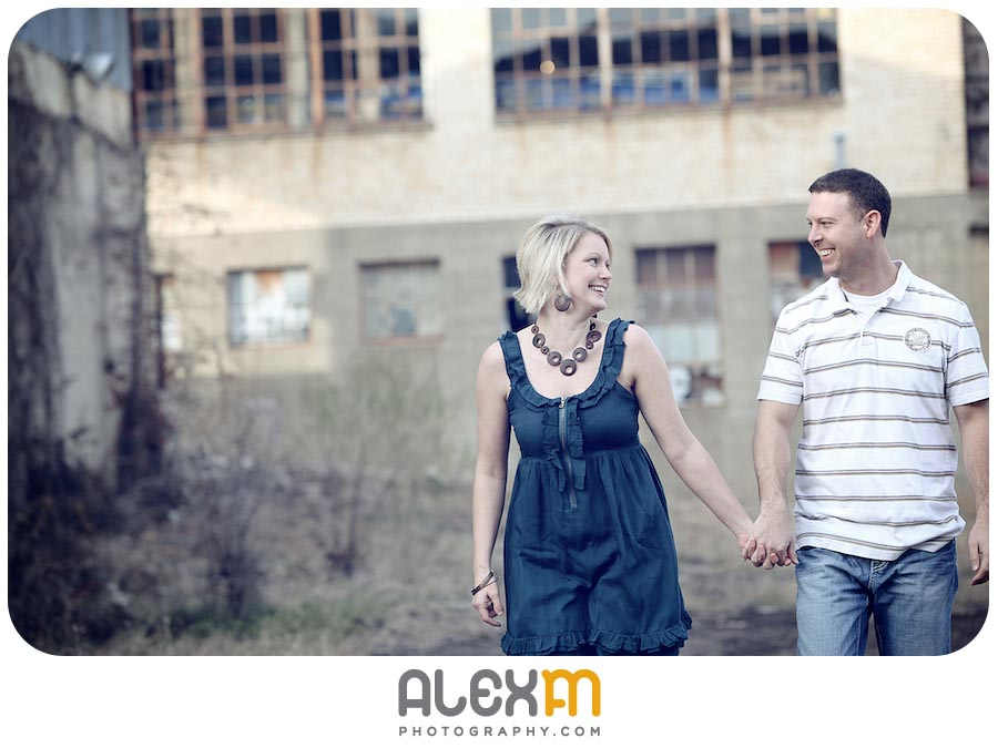 Brandi & Nathan | Engagement Photography Tyler, TX