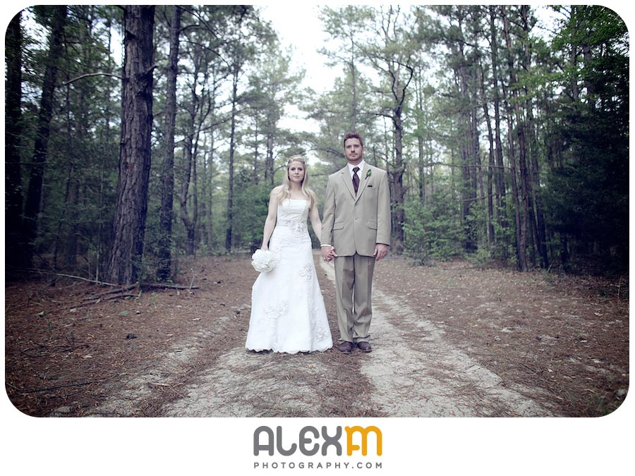 Melissa & Ross | Wedding Photography Grapeland, TX