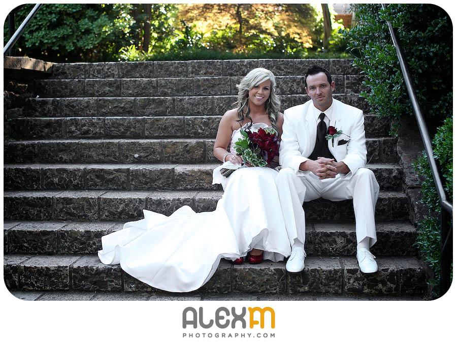 tyler rose garden wedding photographer alexm photography
