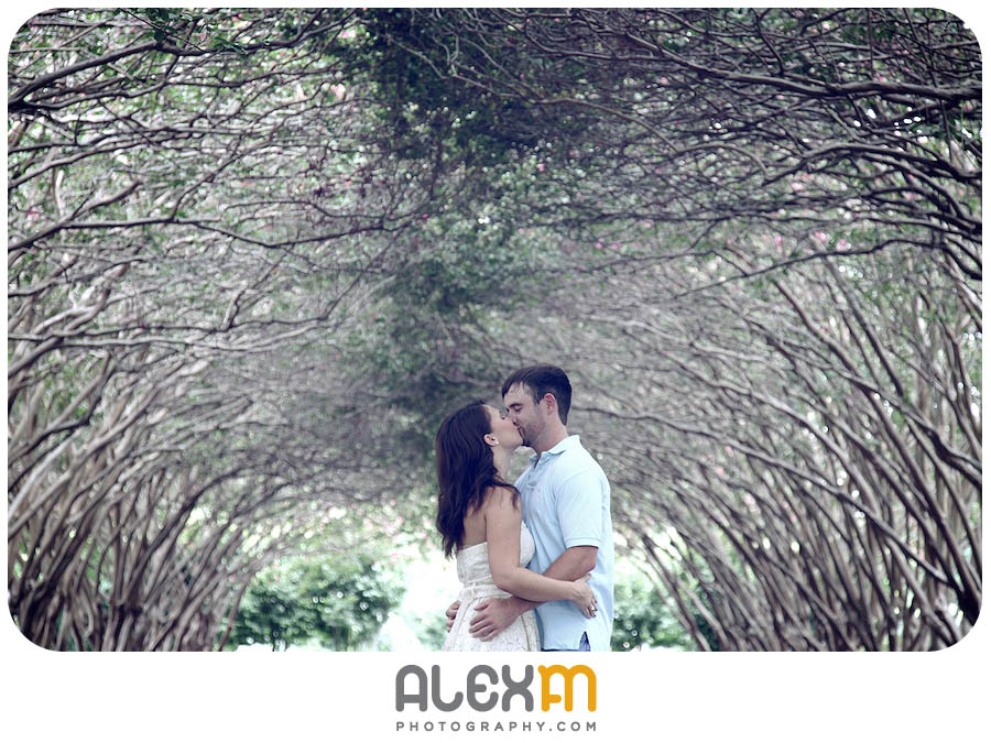 6939Lauren & Blaine | Engagement Photography Dallas Arboretum