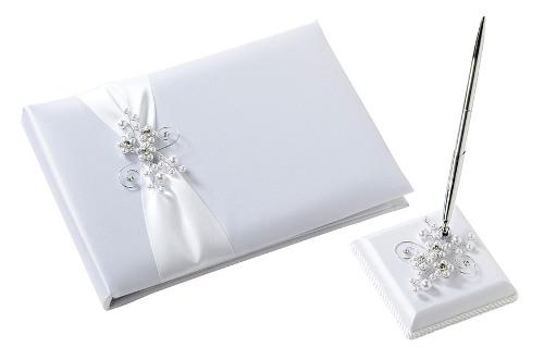 6914Cool Brides Deserve Cool Wedding Guest Books
