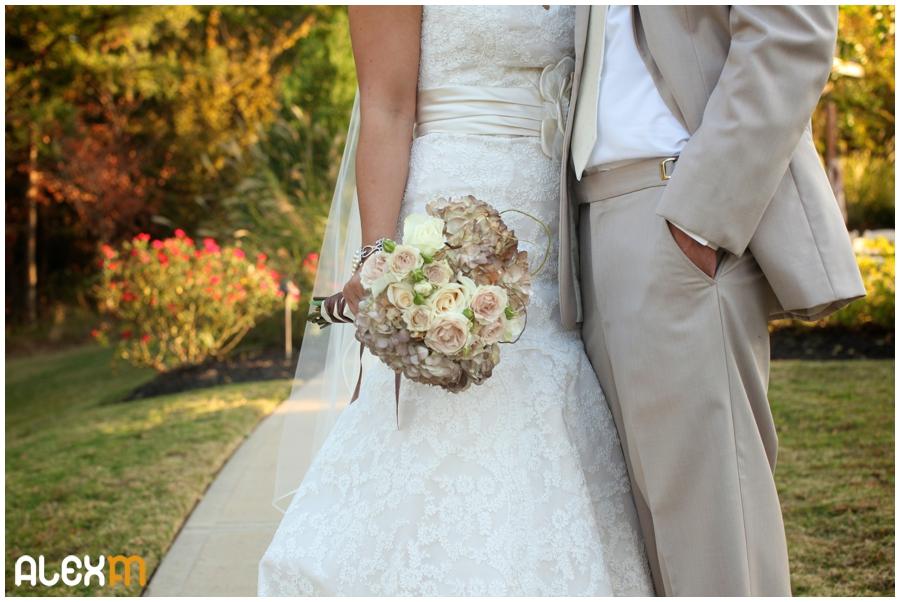 Longview Outdoor Wedding