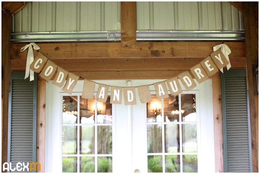 Audrey & Cody | Elmwood Gardens Wedding Photography