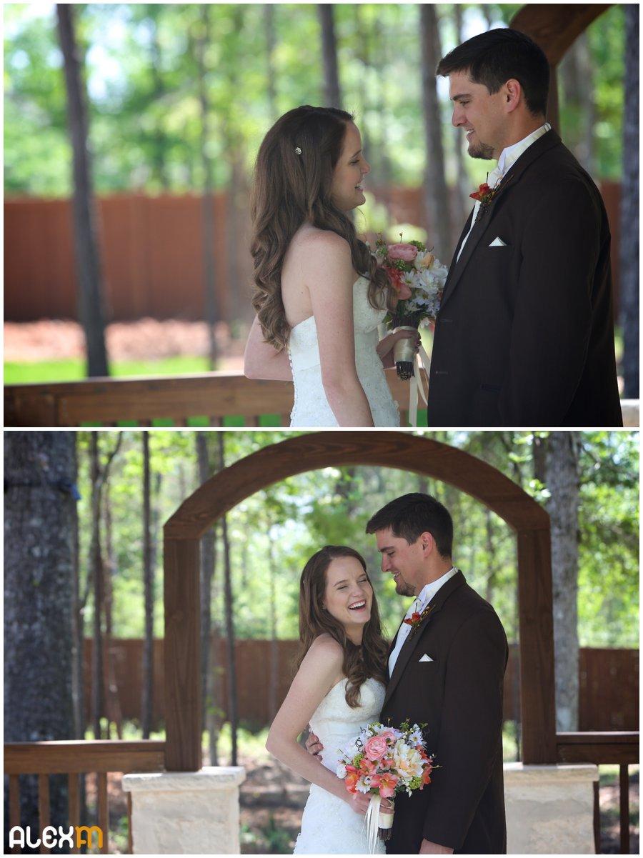 Amber and josh wedding