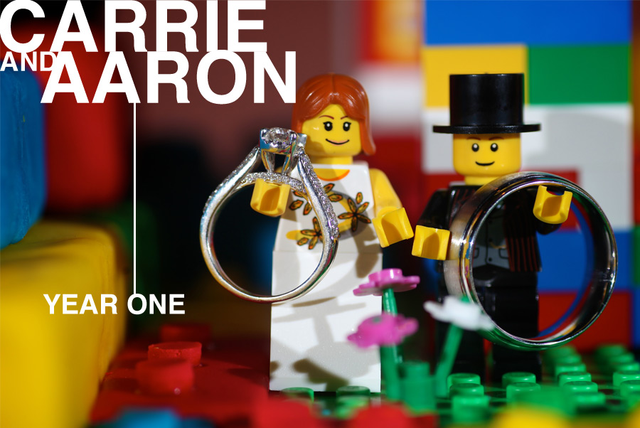 9525Carrie & Aaron | Year 1
