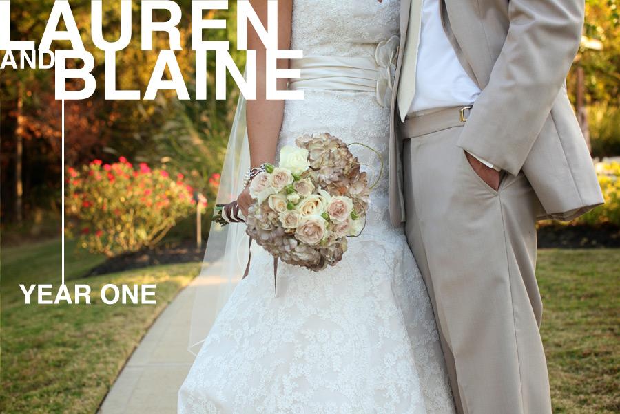 9728Lauren & Blaine | Year 1
