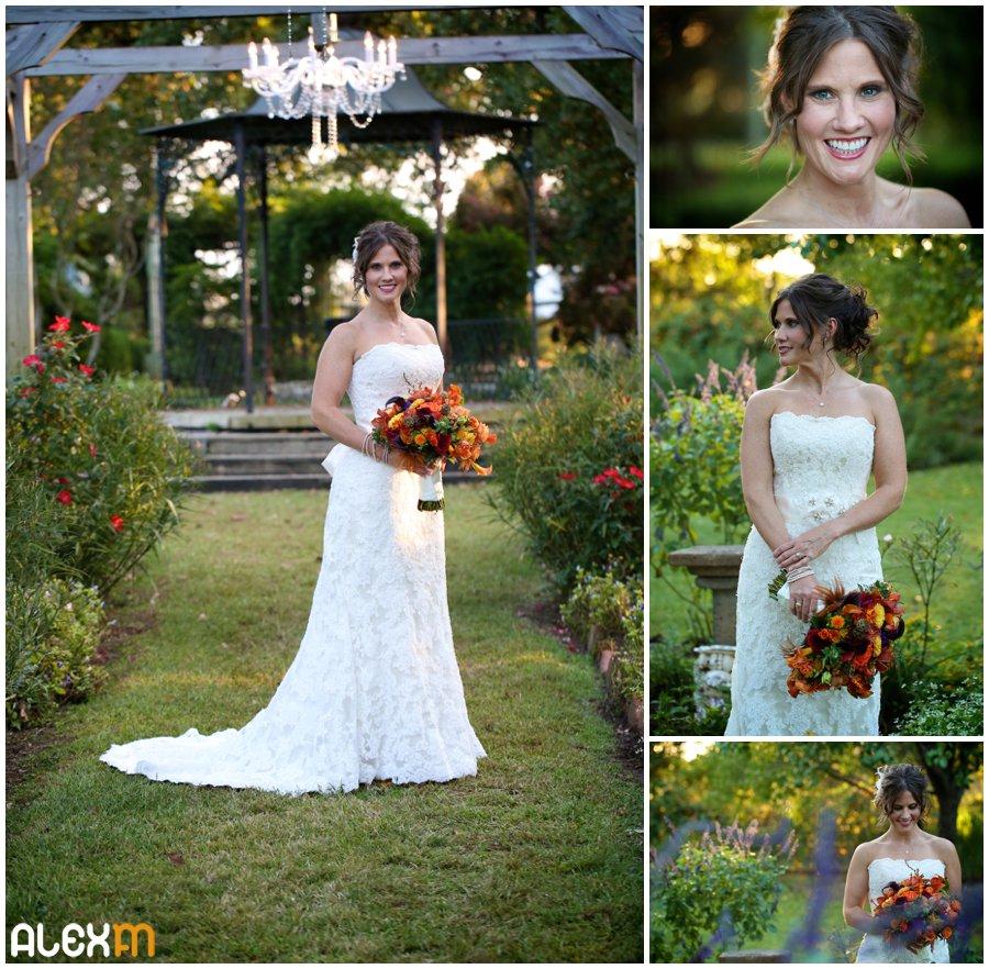 9859Lisa   Elmwood Gardens Bridal