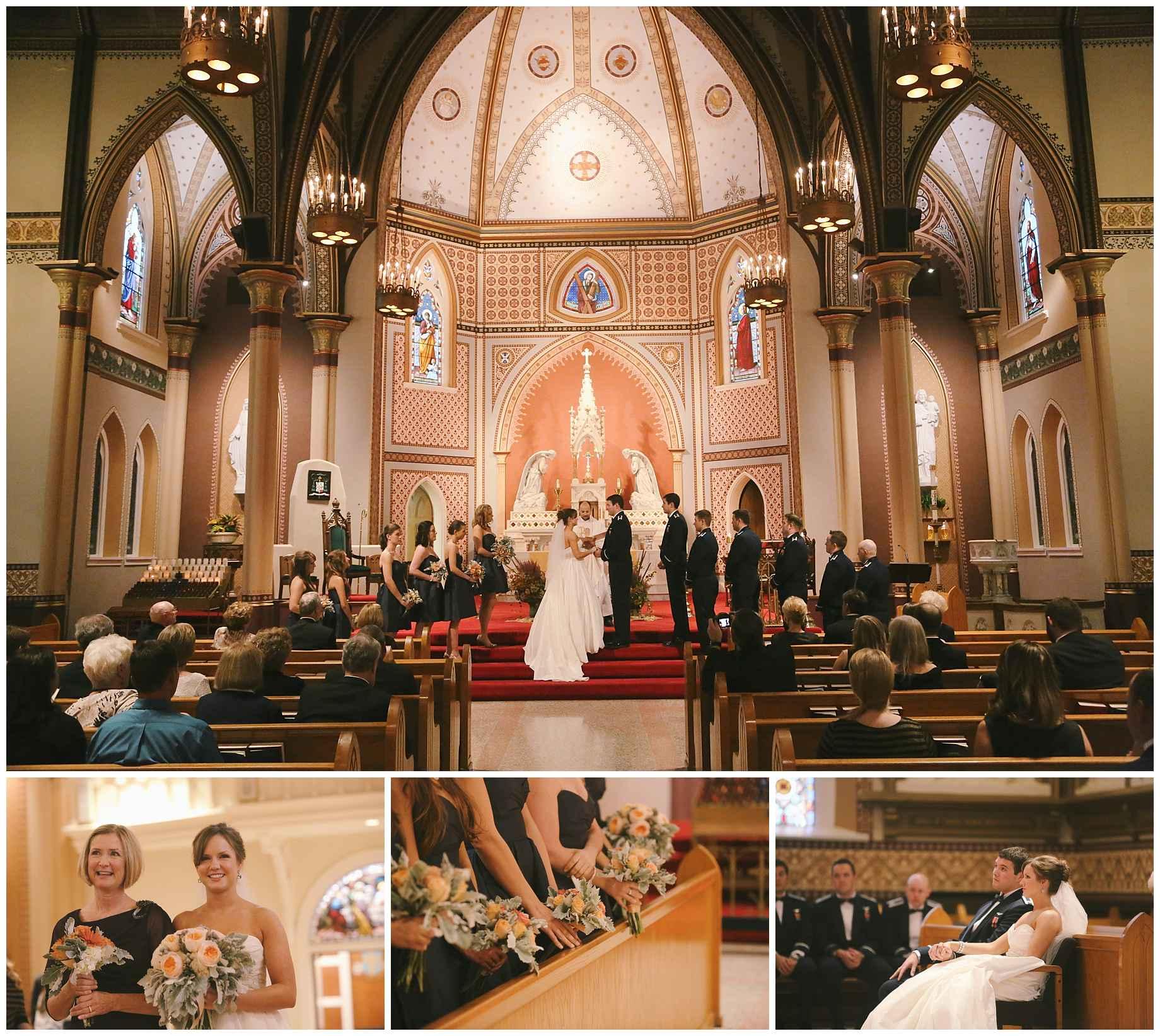 St Joe Arkansas >> Meagan & Joe | Air Force Wedding | AlexM Photography