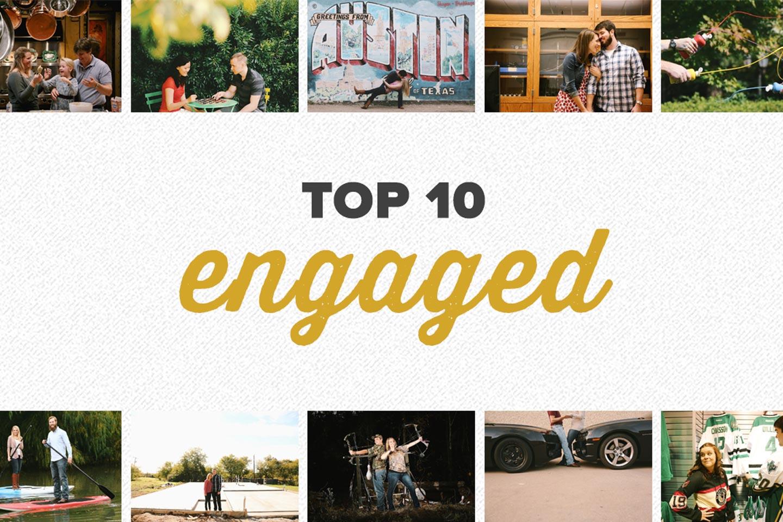 Top 10 2013 | Engagement Photos