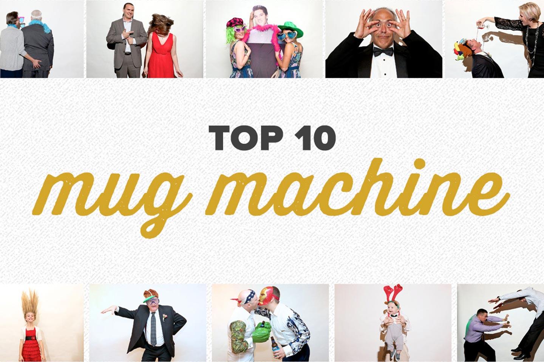 top 10 2013 | mug machine photos