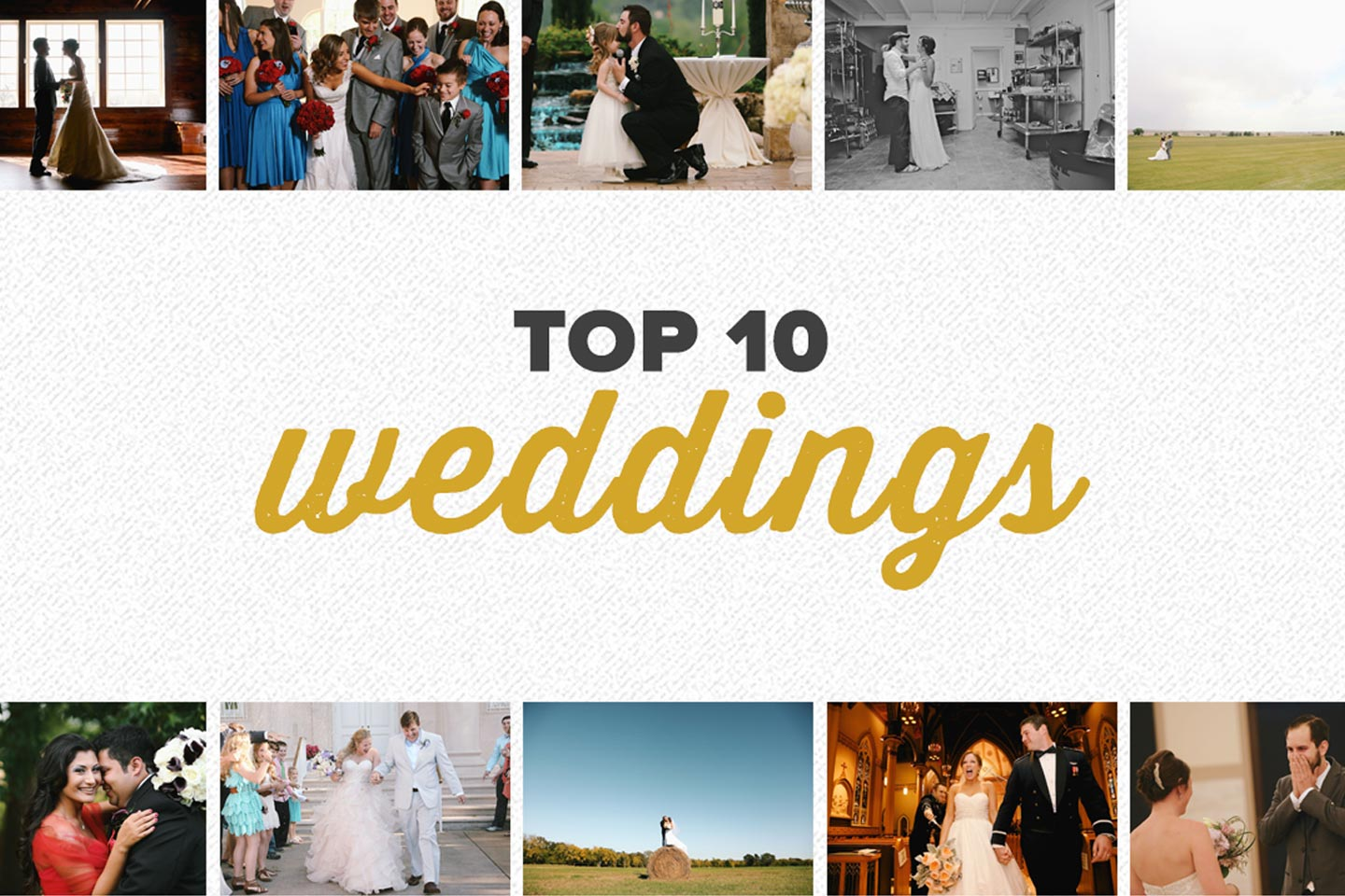 top 10 2013 | wedding photos