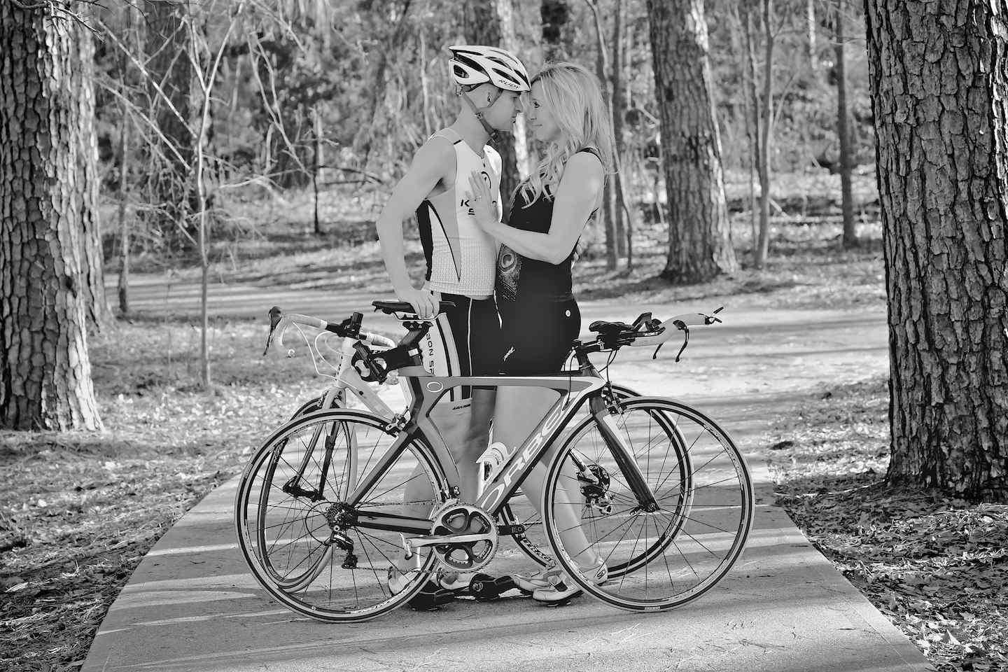 11915Calley & Will | Triathlon Engagement