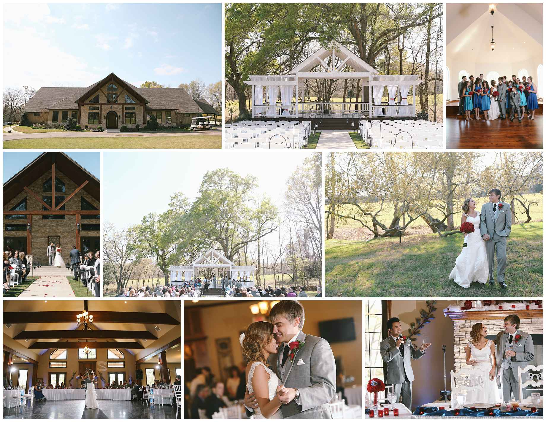 10 amazing places to get married in east texas alexm for Top places to get married