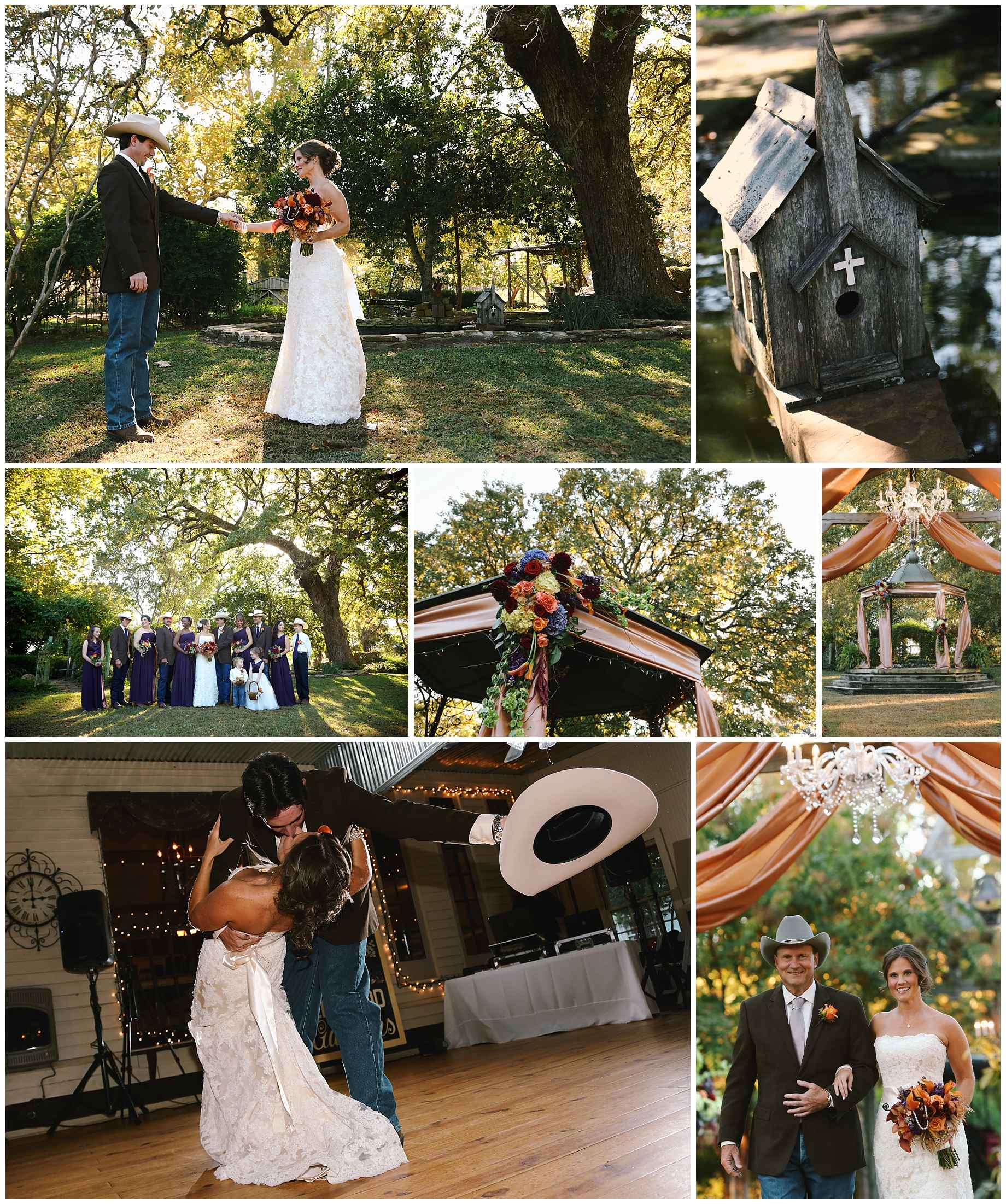 Top 10 East Texas Wedding Venues Elmwood Gardens