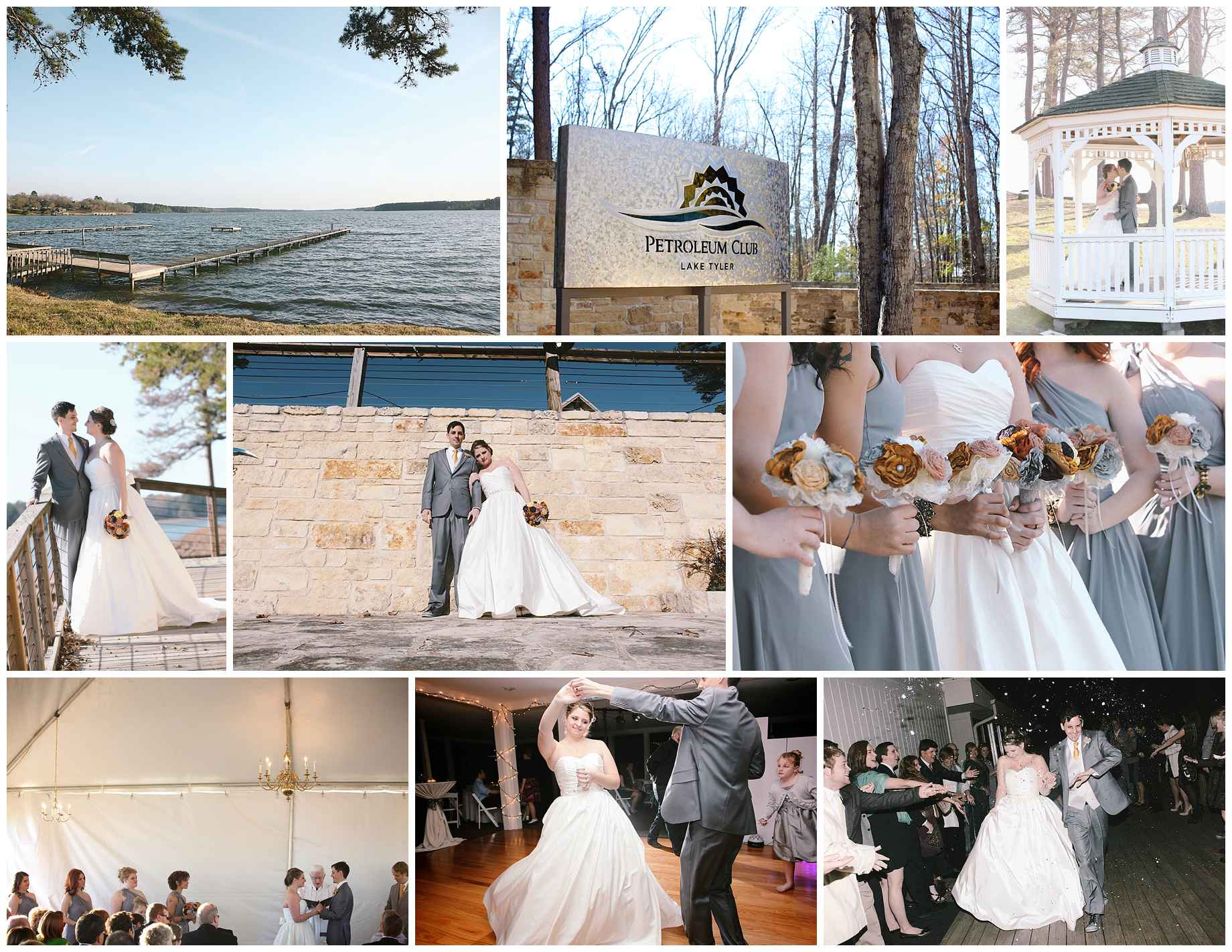 Top 10 East Texas Wedding Venues Lake Tyler