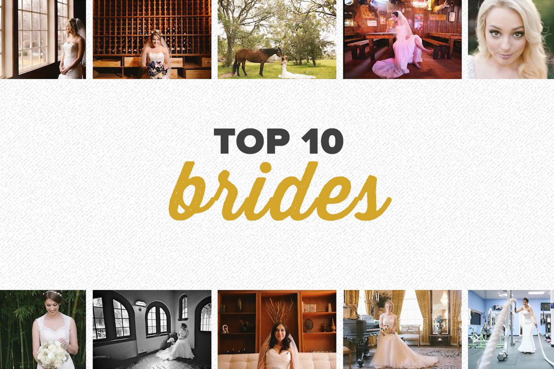 top 10 2014 | brides