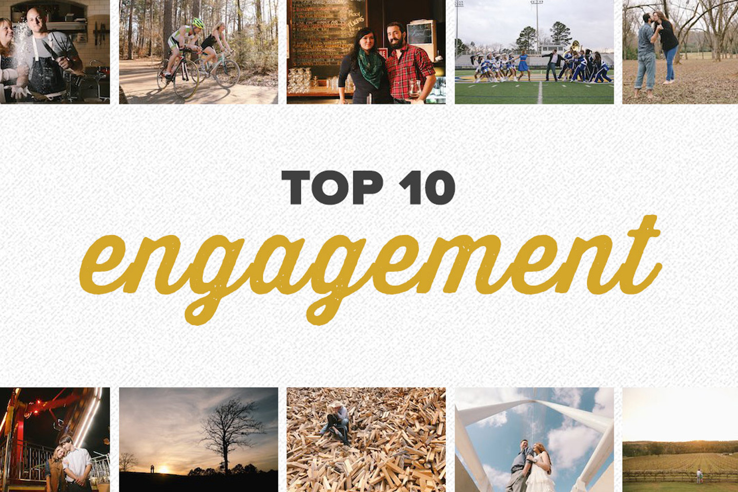 Top 10 2014 | Engagement
