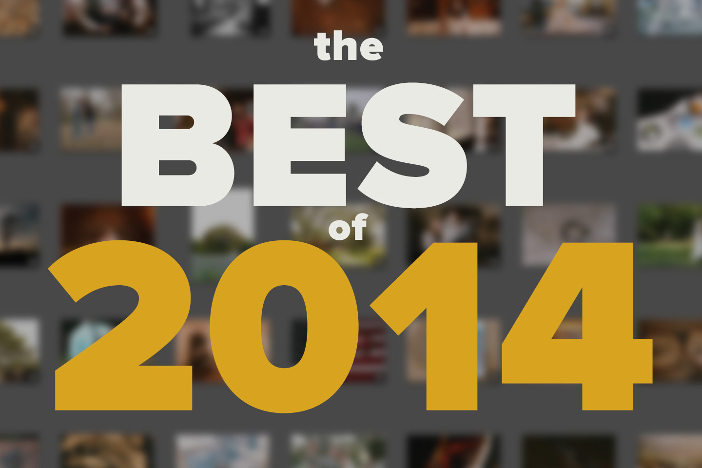 top 10 2014 | the winners!