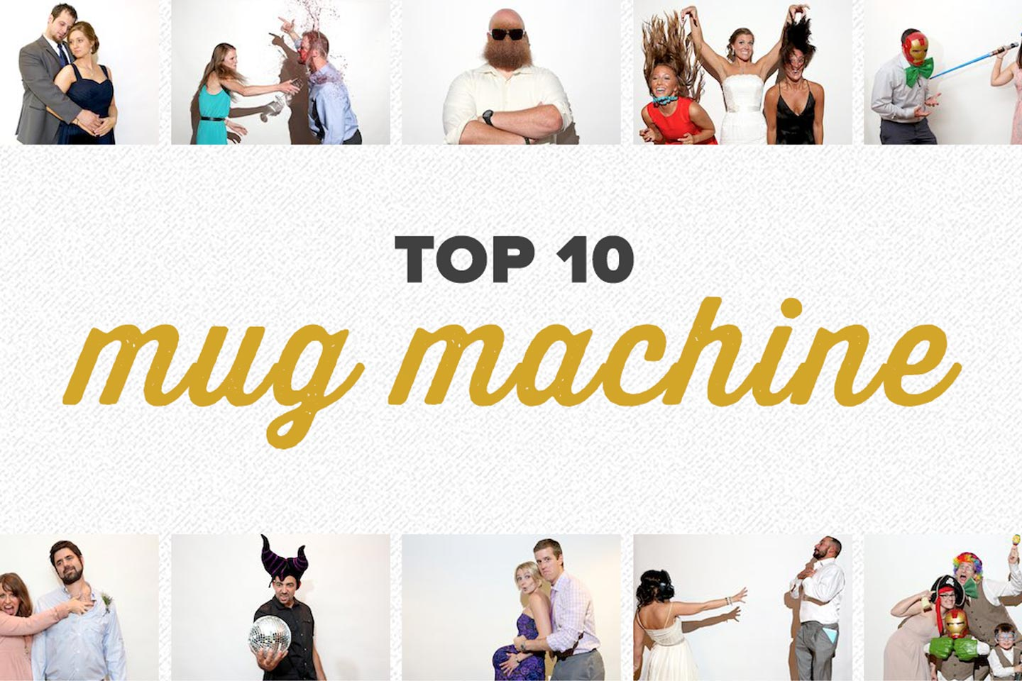 top 10 2014 | mug machine