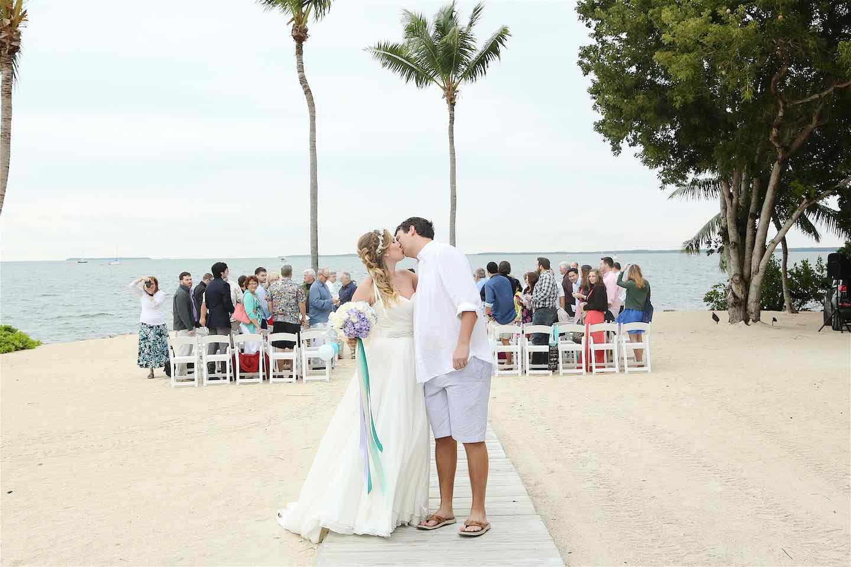 Ali & Greg's Key Largo Wedding