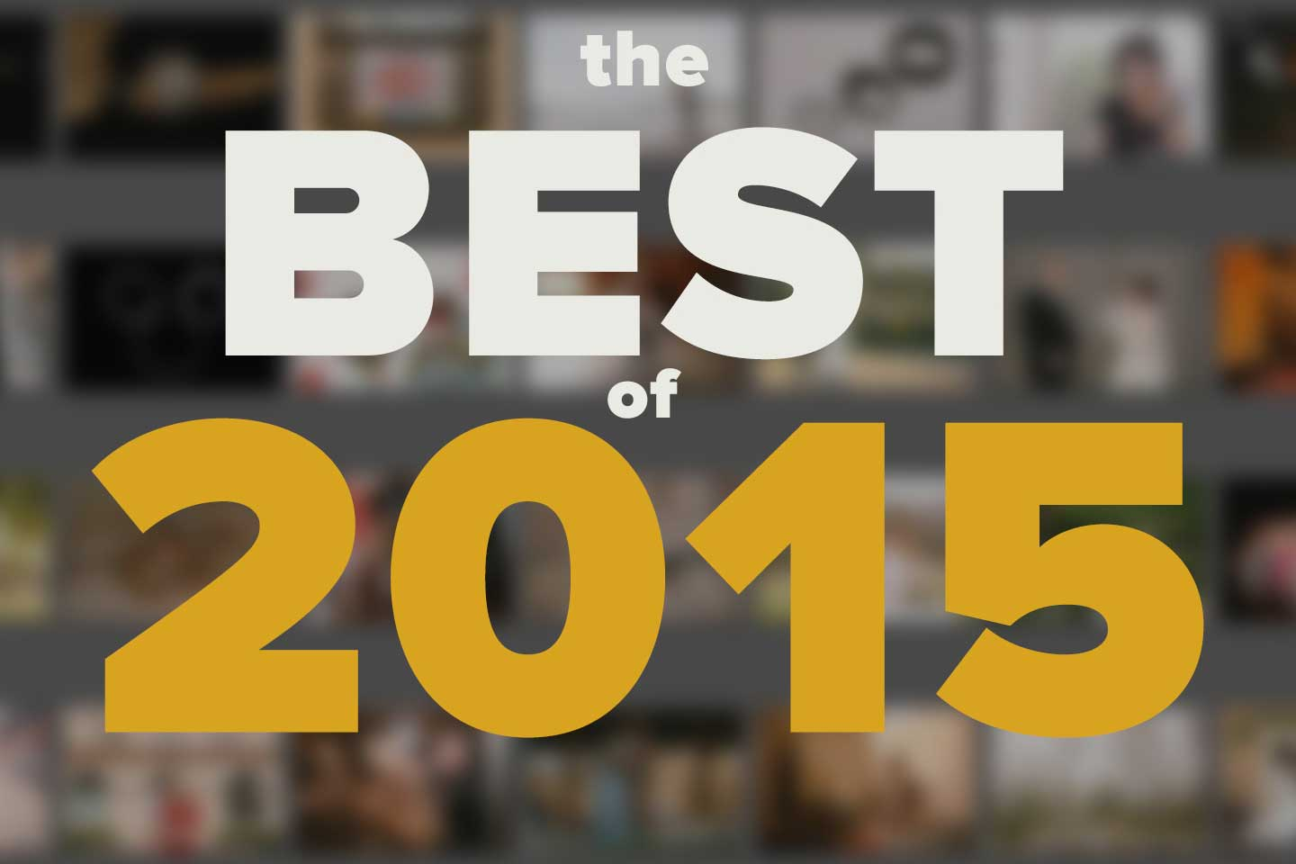 top 10 2015 | the winners!