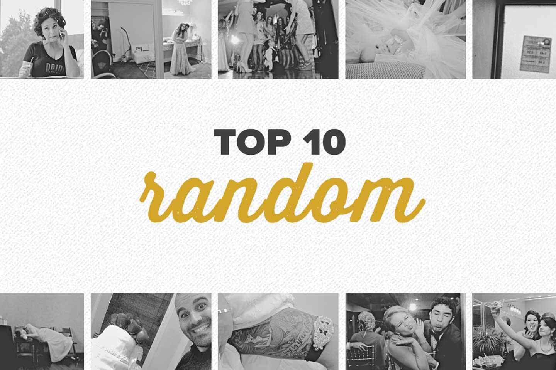 top 10 2015 | random