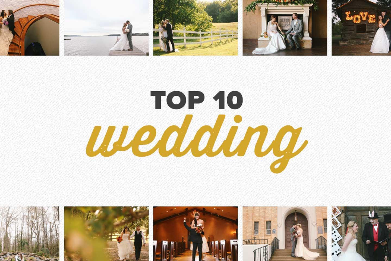 top 10 2015 | wedding