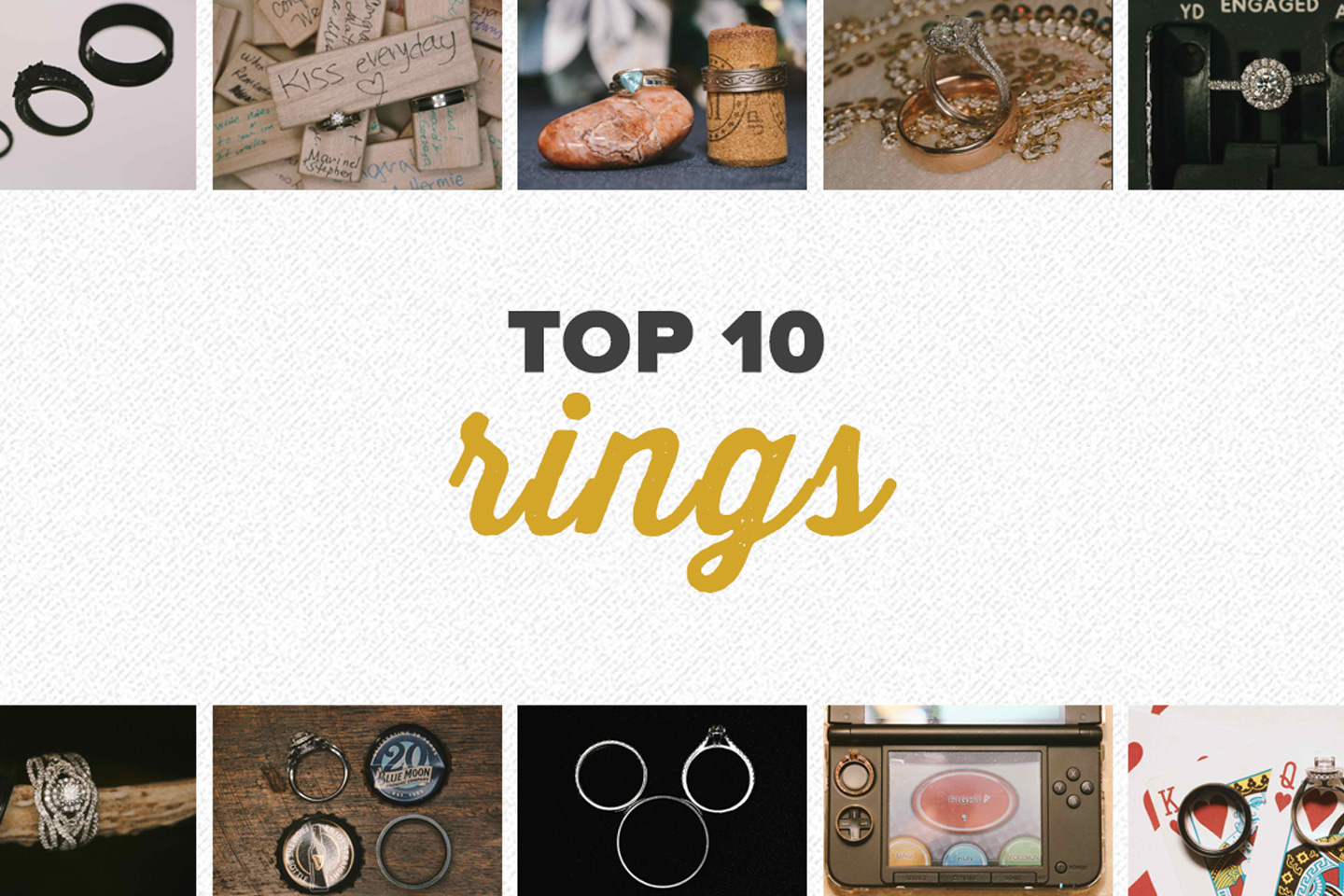 14051top 10 2015 | wedding ring photos