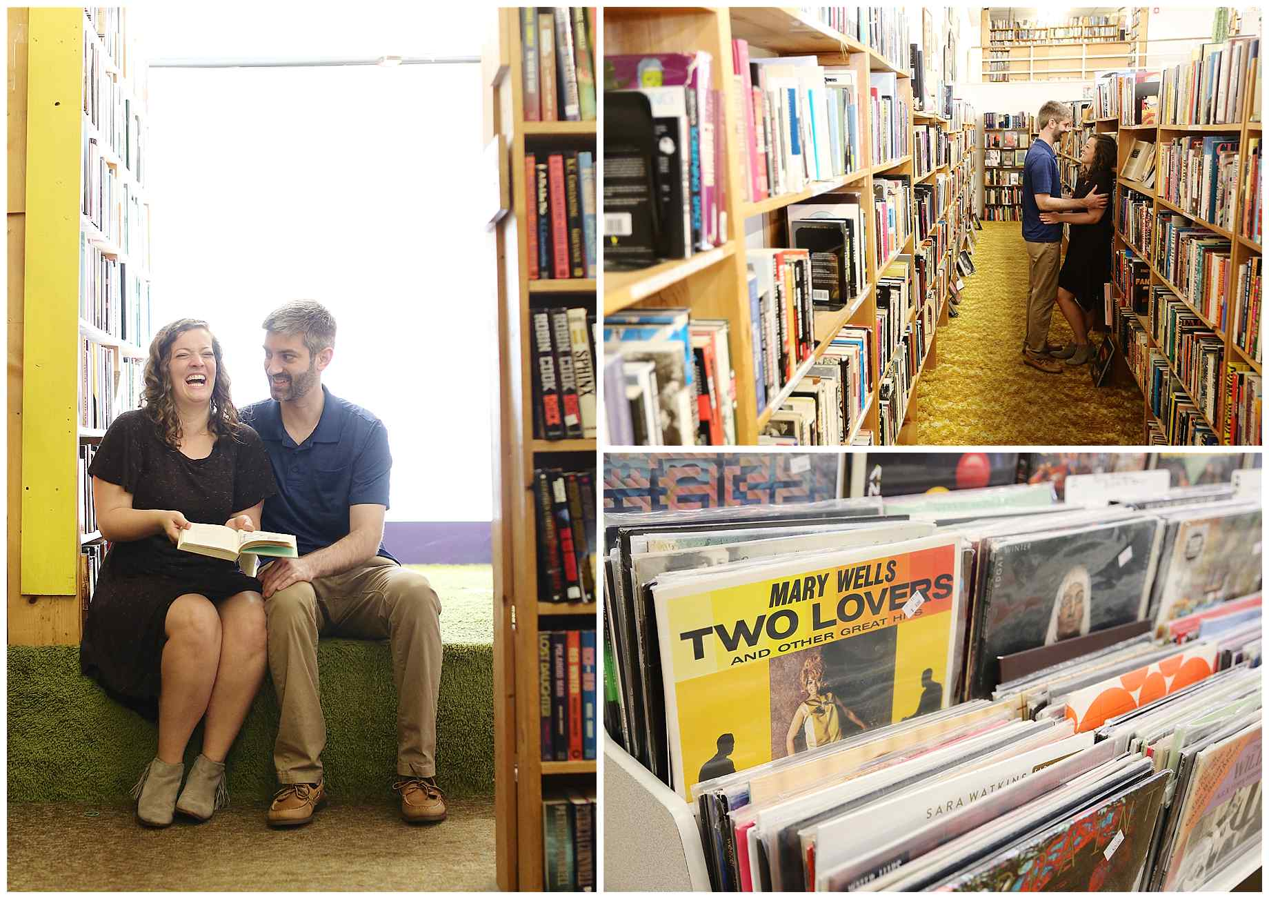 denton-bookstore-engagement-photography-006