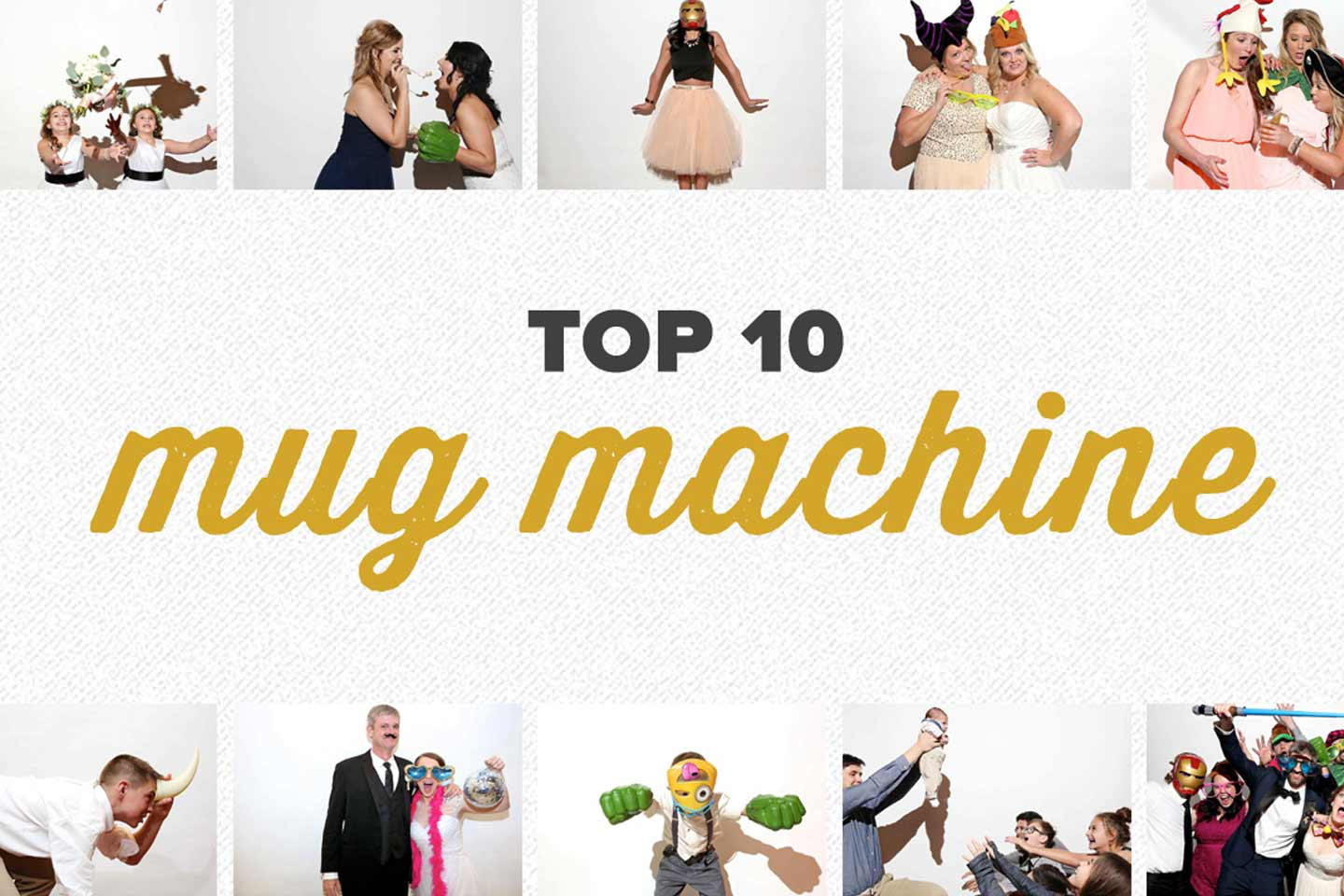 top 10 2016 | mug machine