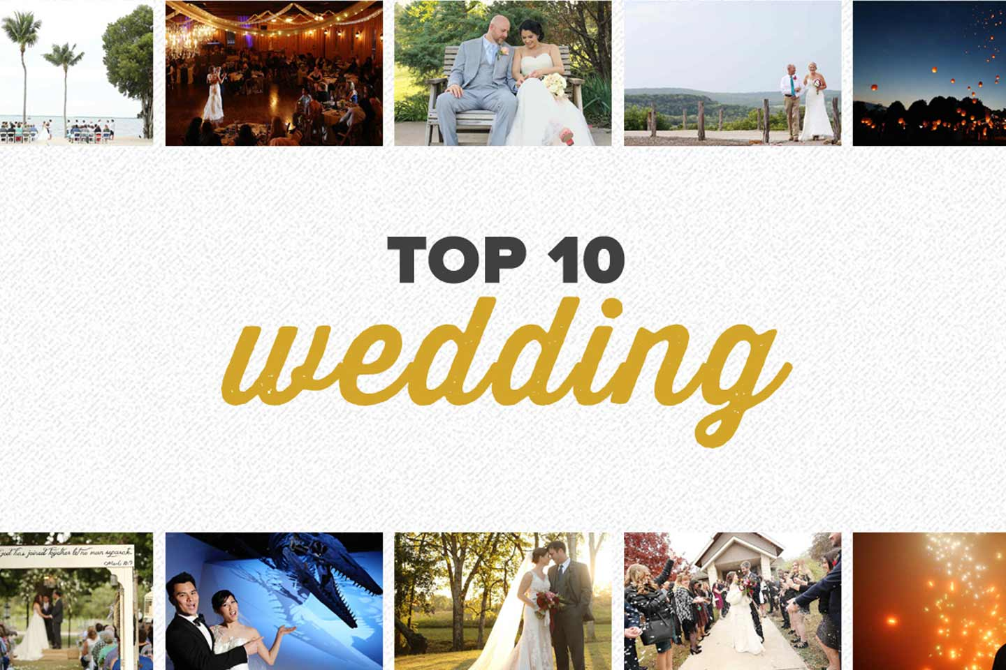 15016top 10 2016 | wedding