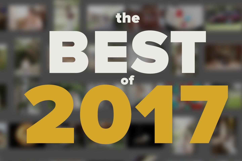 top 10 2017 | the winners!